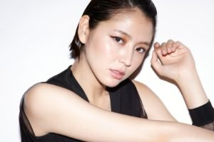 Masami Nagasawa, Asian, Women, White background, Short hair