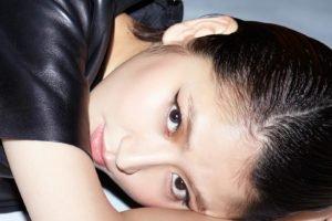 Masami Nagasawa, Brunette, Face, Brown eyes, Asian, Women, Looking at viewer