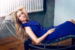 Amanda Seyfried, Women, Blue eyes, Model, Face, Long hair