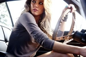 Drive Angry, Amber Heard, Blonde