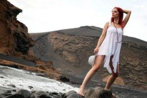 Ariel Piper Fawn, Women, Redhead
