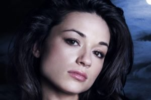 Allison Argent, Crystal Reed, MTVs Teen Wolf, Teen wolf, Women, Face, Actress, Freckles