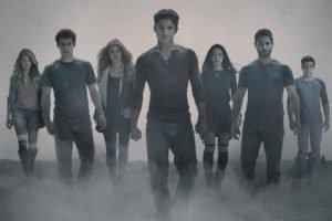 MTVs Teen Wolf, Teen wolf, Crystal Reed, Allison Argent, Dylan OBrien, Stiles Stilinski, Derek Hale, Shelley Hennig, Arden Cho