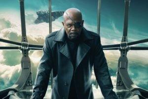 Nick Fury, Movies, Captain America: The Winter Soldier, Captain America, Samuel L. Jackson, S.H.I.E.L.D.
