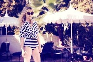 Kirsten Dunst, Celebrity, Women, Swimwear