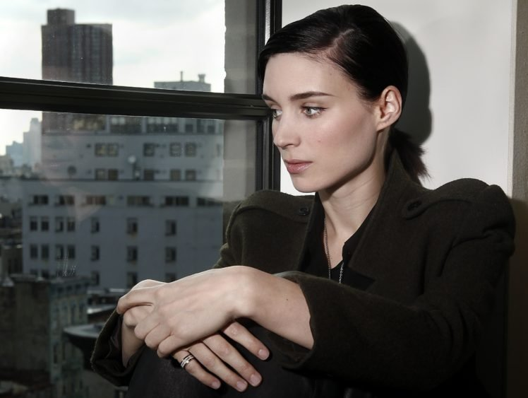 Rooney Mara, Celebrity, Women, Actress HD Wallpaper Desktop Background