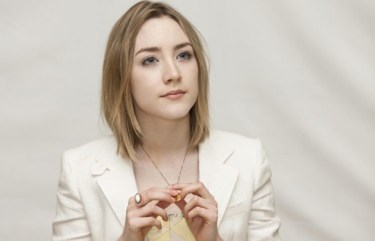 women, Celebrity, Saoirse Ronan, Actress HD Wallpaper Desktop Background
