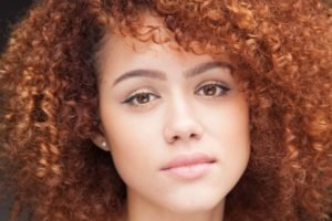 Nathalie Emmanuel, Celebrity, Women, Face, Curly hair, Actress