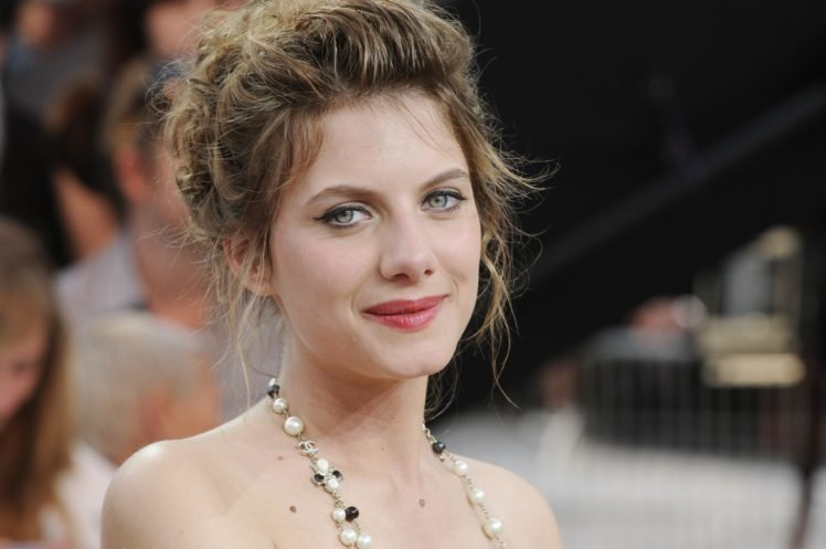 Mélanie Laurent, Women, French, Celebrity, Actress HD Wallpaper Desktop Background