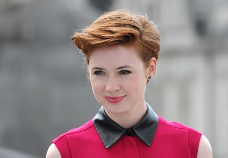Karen Gillan, Women, Celebrity, Actress HD Wallpaper Desktop Background