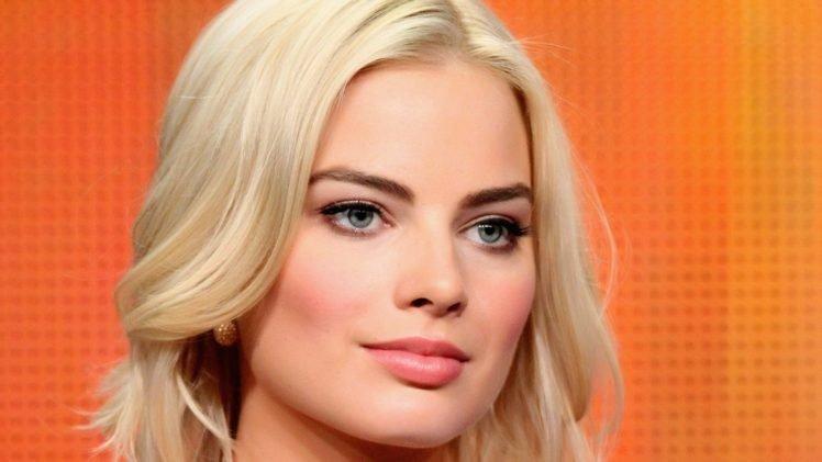 blonde, Margot Robbie HD Wallpaper Desktop Background