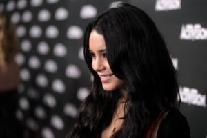 women, Vanessa Hudgens, Brunette, Actress, Smiling, Dark hair, Long hair