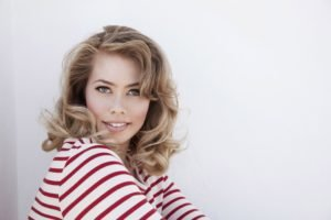 Birgitte Hjort Sørensen, Blonde, Borgen