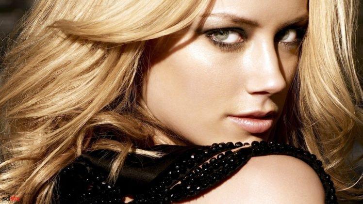 celebrity, Women, Model, Amber Heard HD Wallpaper Desktop Background