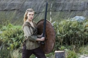 Vikings, TV, Porunn, Gaia Weiss, Vikings (TV series)