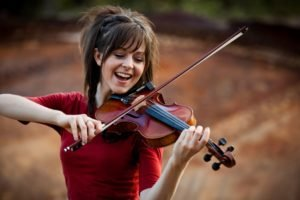 Lindsey Stirling Women Violin Hd Wallpapers Desktop And Mobile