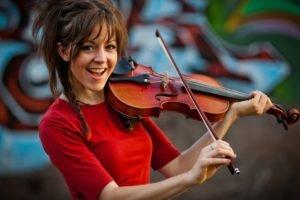 Lindsey Stirling, Women, Violin