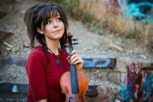Lindsey Stirling, Women, Violin