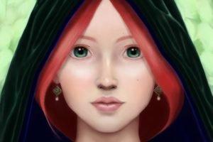 artwork, Women, Face