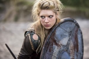 Katheryn Winnick, Vikings, Vikings (TV series), Blonde, Actress, Shields, Warrior, Women