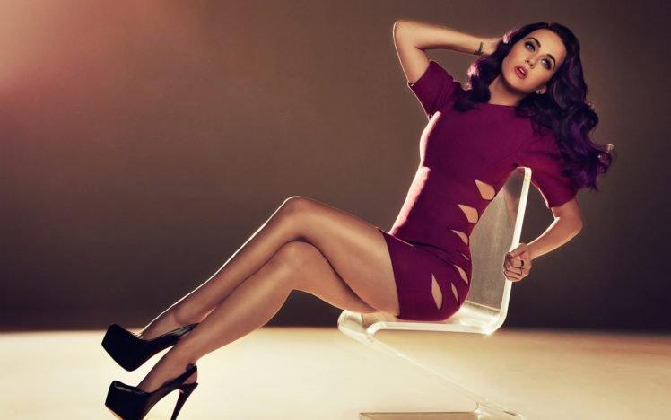 Katy Perry, Music, Brunette, Women HD Wallpaper Desktop Background