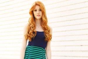 Katherine Mcnamara, Redhead, Model