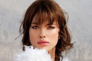 Irina Shayk, Women, Model, Face, Brunette