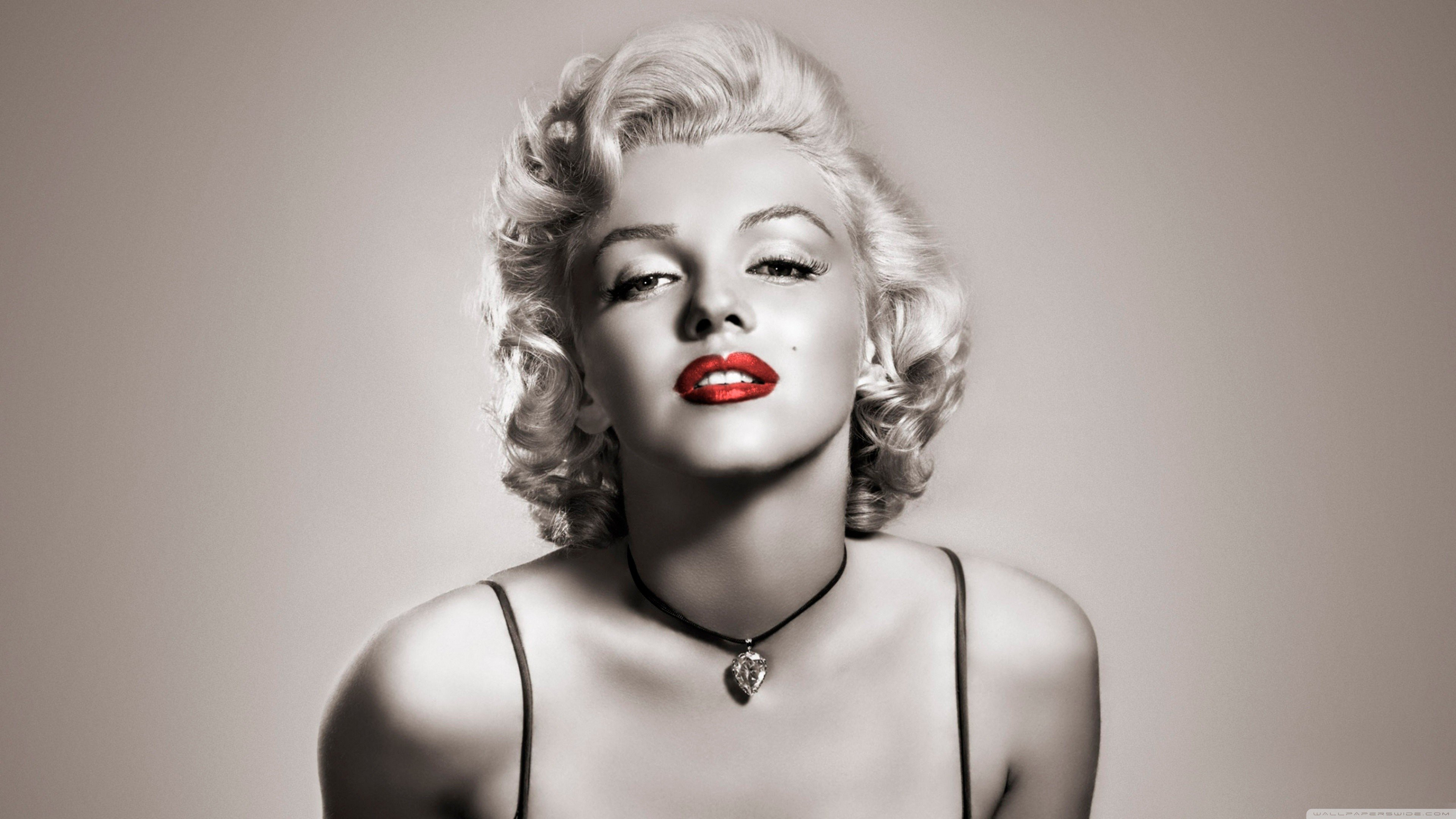 Marilyn Monroe, Blonde, Actress Wallpaper
