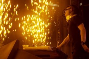 Skrillex, Ultra Music Festival, DJ