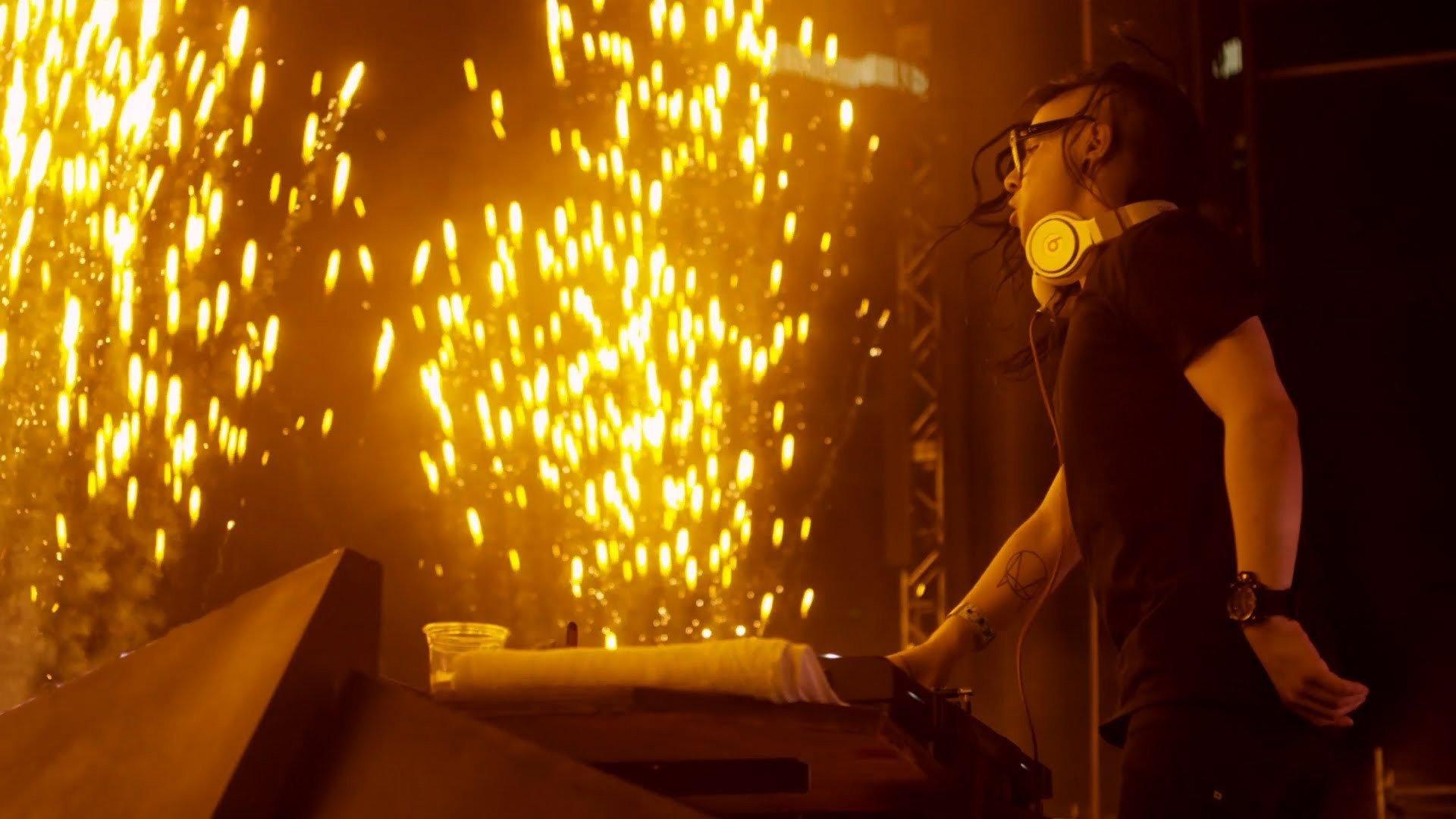 Download Ultra Music Festival Wallpaper Hd Gallery: Skrillex, Ultra Music Festival, DJ HD Wallpapers / Desktop