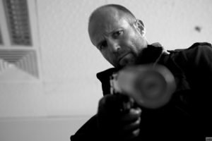 Jason Statham, Machine gun
