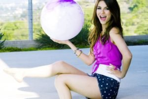 Victoria Justice, Singer, Actress, Brunette, Celebrity