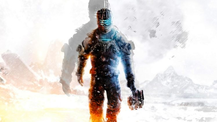 Dead space dead space 3 hd wallpapers desktop and - Dead space mobile wallpaper ...