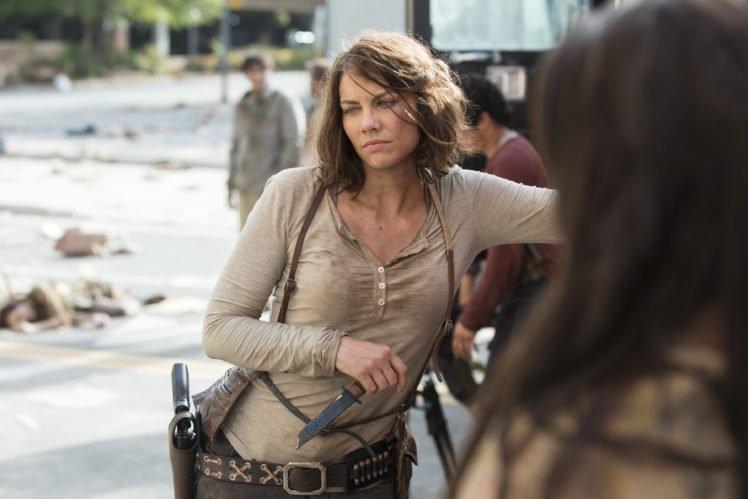 The Walking Dead Maggie Greene Lauren Cohan Hd Wallpapers