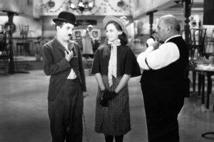 Charlie Chaplin, Film stills, Monochrome
