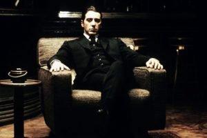 Al Pacino, The Godfather, Movies, Michael Corleone