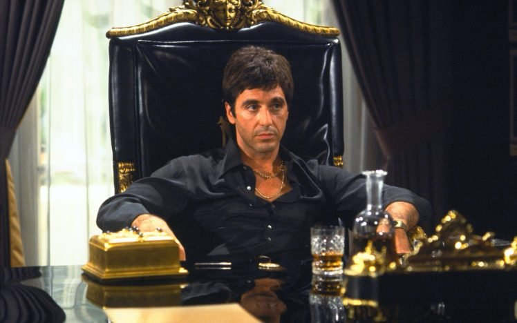 Scarface Al Pacino Movies Hd Wallpapers Desktop And