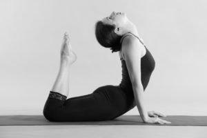 women, Yoga, Yoga pants, Monochrome