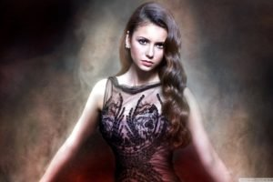 Nina Dobrev, Women, Actress, Brunette, The Vampire Diaries, Elena Gilbert