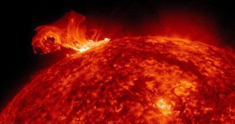 Sun, Space HD Wallpaper Desktop Background