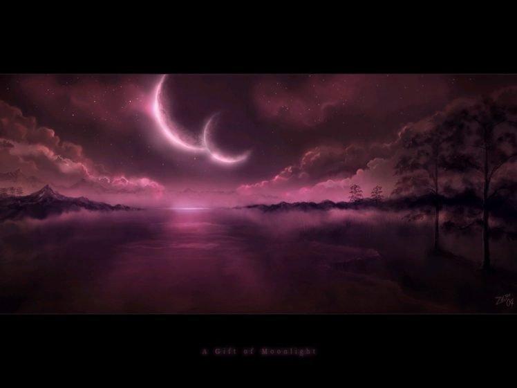 space art, Space, Fantasy art HD Wallpaper Desktop Background