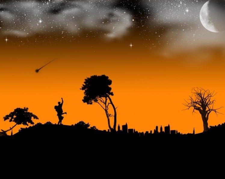 space art, Sky HD Wallpaper Desktop Background