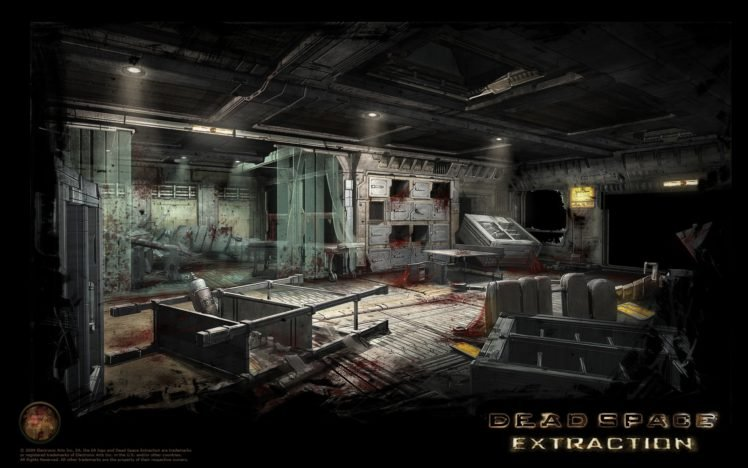 Dead Space, Dead Space: Extraction HD Wallpaper Desktop Background