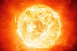 space art, Space, Sun