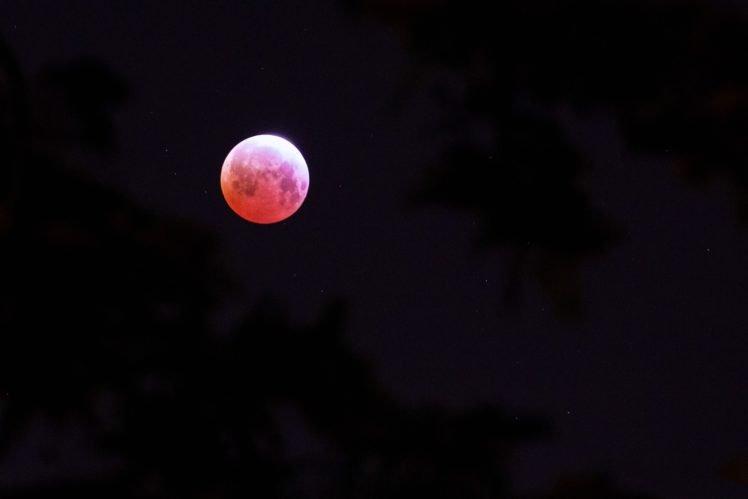 moon, Night, Space HD Wallpaper Desktop Background
