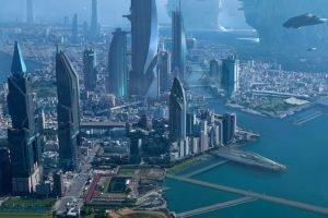 Star Citizen, Science fiction, Space