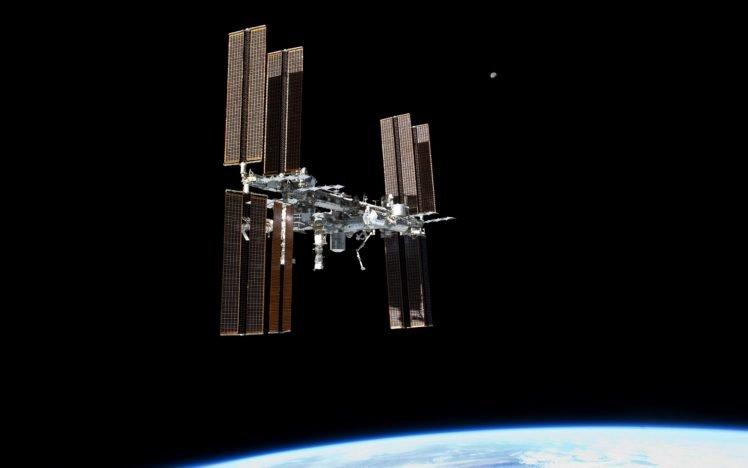 International Space Station, Space HD Wallpaper Desktop Background