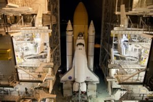 Space Shuttle Discovery, NASA, Space shuttle