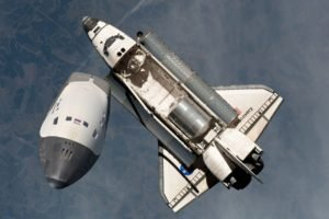 Space Shuttle Discovery, NASA, Photo manipulation, Fakes
