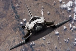 Space Shuttle Discovery, Space shuttle